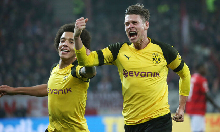 Bundesliga: «Πάρτι» της Ντόρτμουντ, 4-0 την Άιντραχτ (highlights)