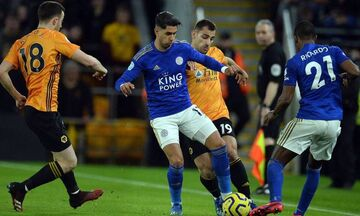 Premier League: «Σβηστό» (0-0) το ματς της Γουλβς με τη Λέστερ στο «Μολινό» (highlights)