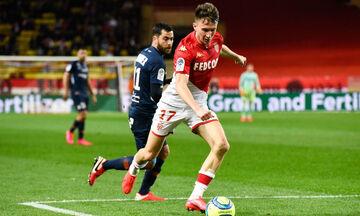 Ligue 1: Νίκη προσπέρασμα για τη Μονακό, 1-0 τη Μονπελιέ (βαθμολογία)