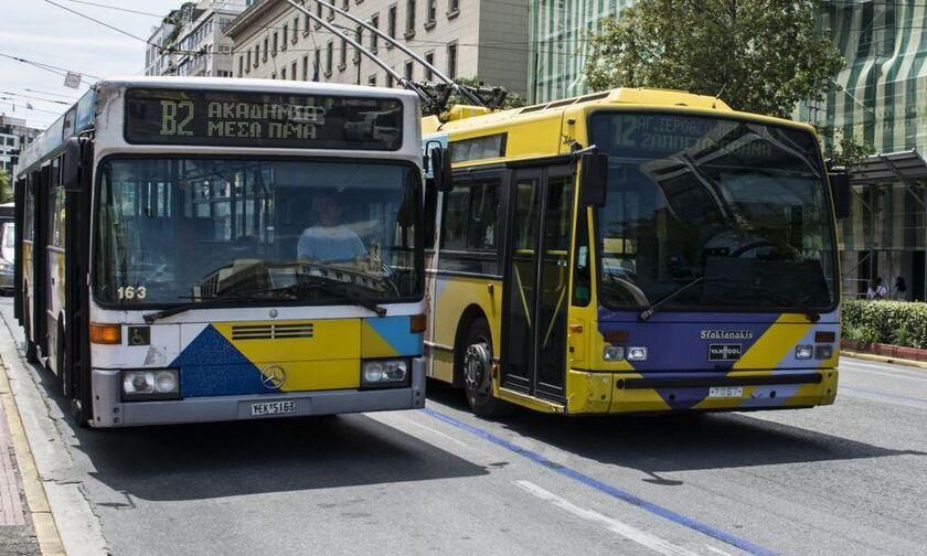 Απεργία σε τρόλεϊ, μετρό, τραμ, λεωφορεία την Τρίτη 18/2 (vid)