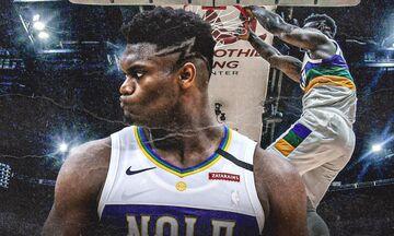2020 NBA All-Star Weekend: Οι Αμερικανοί «διέλυσαν» τους ξένους κι ο Γουίλιαμσον τη μπασκέτα (vids)