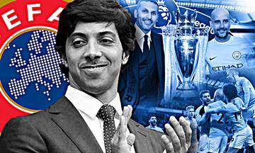 Μάντσεστερ Σίτι: Πώς ο Σεΐχης προσπάθησε να ξεγελάσει την UEFA