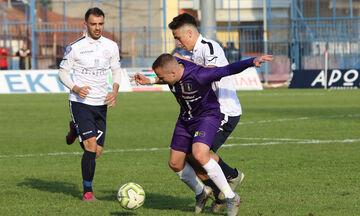 Football League: Αναβολή στη Ρόδο, νίκη για Καλαμάτα, 1-1 στο 95' το Βέροια - Τρίκαλα! (βαθμολογία)