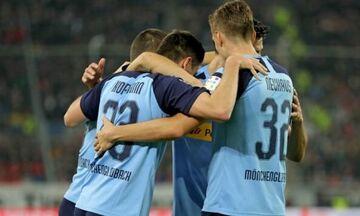 Bundesliga: Η Γκλάντμπαχ «κάλπαζε» (4-1) στο Ντίσελντορφ (highlights)