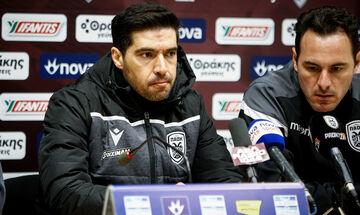 Ο Κούγιας ήθελε να κάνει ερώτηση στον Φερέιρα- Τι είπε ο Πορτογάλος για διαιτησία
