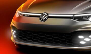 Πρώτη εμφάνιση του νέου VW Golf GTD