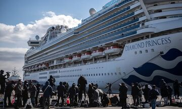 Κορονοϊός: Δύο Έλληνες στο κρουαζιερόπλοιο Diamond Princess