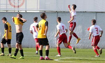 Super League K15: Κυρίαρχος ο Ολυμπιακός στο ντεμπούτο του Ιμπαγάσα, 3-0 την ΑΕΚ