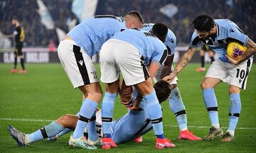 Serie A: Η Λάτσιο 2-1 την Ίντερ και στο κυνήγι της πρωτοπόρου Γιουβέντους (βαθμολογία)