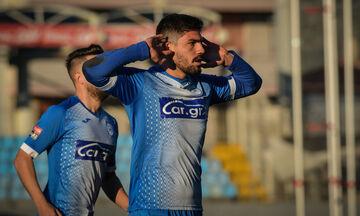 Super League 2: Επιβλητική νίκη για ΠΑΣ, 5-1 τον Απόλλωνα Σμύρνης (vid - βαθμολογία)