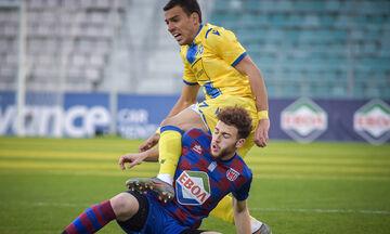 Βόλος-Αστέρας Τρίπολης 0-1: Δικαίωση με Ντέλετιτς
