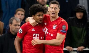 Bundesliga: Ξανά πρώτη η Μπάγερν, συνέτριψε την Κολωνία (4-1) (highlights)