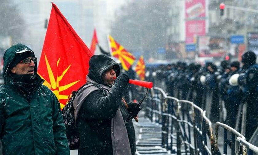 Πρόωρες εκλογές στη Βόρεια Μακεδονία στις 12 Απριλίου - Διαλύθηκε η Βουλή