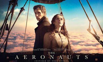 Οι ταινίες που θα δούμε στις αίθουσες την Πέμπτη 20/2: Ξεχωρίζει το «Οι Αεροναύτες»
