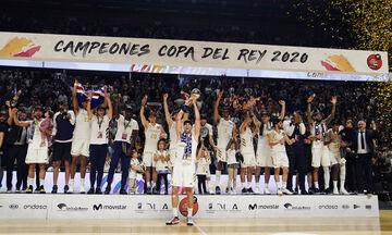 H Ρεάλ πήρε το Κύπελλο Ισπανίας με νταμπλ-νταμπλ του Καμπάτσο (vid)