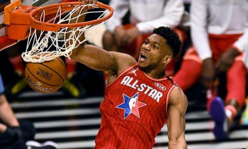 2020 ΝΒΑ All-Star Game: Το σόου Αντετοκούνμπo, η τάπα στον Λεμπρόν, οι νέοι κανόνες και ο MVP