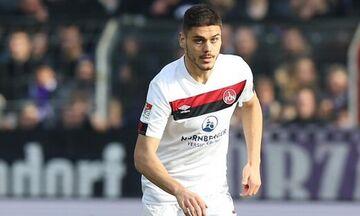 Νυρεμβέργη: Στην κορυφαία ενδεκάδα της Bundesliga 2 ο Μαυροπάνος (pic+vid)