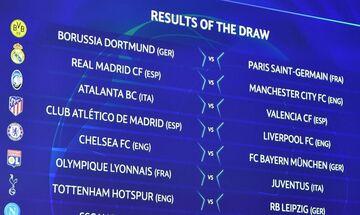 Champions League: H Mπάγερν στα προημιτελικά, η Μπαρτσελόνα αβαντάζ (highlights)