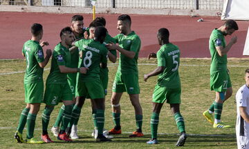 Super League 2: Ανέβηκε τρίτος ο Λεβαδειακός, 2-1 την Παναχαϊκή (βαθμολογία)