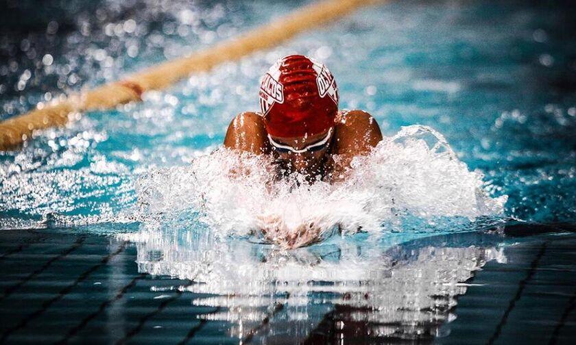 Κολύμβηση: 34 μετάλλια για τον Ολυμπιακό στο Χειμερινό Όπεν
