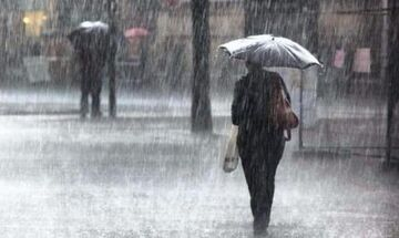 Xαλάει ο καιρός: Βροχές, άνεμοι και χιόνια