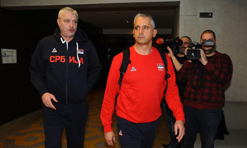 Κοκόσκοφ: «Φτάσαμε σε συμφωνία χάρη στον θρύλο Ίβκοβιτς»