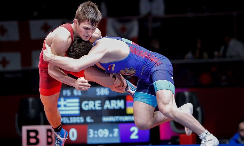 Ευρωπαϊκό Πρωτάθλημα Πάλης: Επιστρέφει και περνάει από εξετάσεις ο Πιλίδης