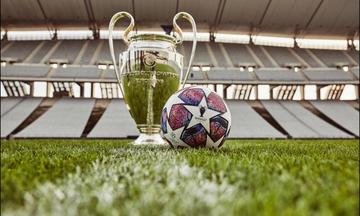 Champions League: Η μπάλα του τελικού (pics)