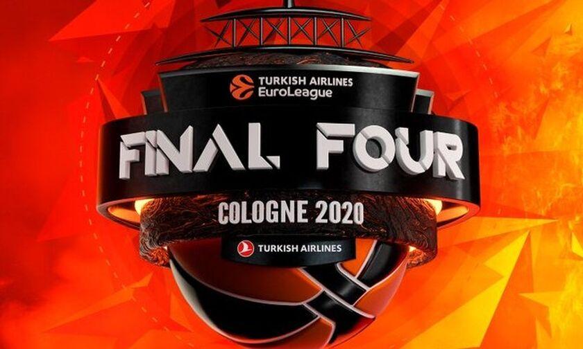 EuroLeague: Αποκαλύφθηκε το λογότυπο του Final 4 (pic)