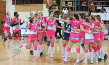 Challenge Cup Volley: Live score: Bekescaba-Ολυμπιακός (19.30)