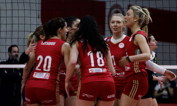 Challenge Cup Volley: Live Blog: Μπεκεσκάμπα - Ολυμπιακός 1-3