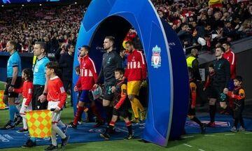 Champions League: Ατλέτικο Μαδρίτης – Λίβερπουλ: Το γκολ του Σαλάχ που ακυρώθηκε (vid)