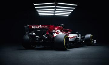 Ιδού το νέο μονοθέσιο της Alfa Romeo Racing