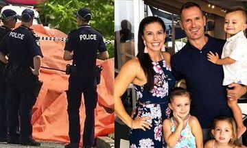 Έκαψε ζωντανά τα παιδιά του πρώην παίκτης ράγκμπι στην Αυστραλία (vid)