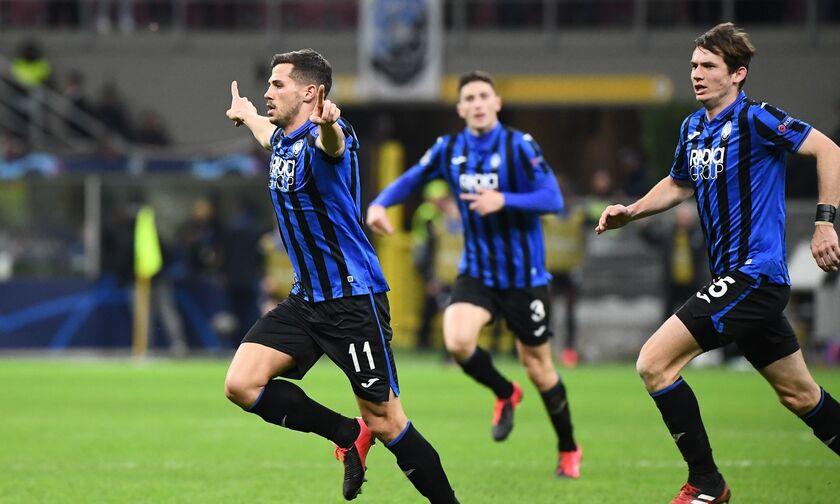 Champions League: Αγκαλιά με την πρόκριση η Αταλάντα, προβάδισμα η Λειψία (Highlights)