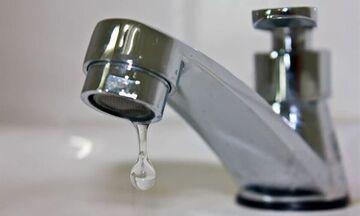 ΕΥΔΑΠ: Διακοπή νερού σε Αθήνα και Ελληνικό