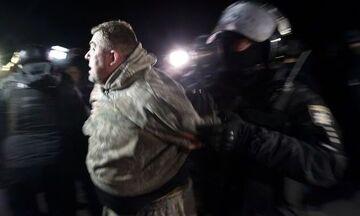 Ουκρανία: Επίθεση με πέτρες, ξύλα, βόμβες μολότοφ κατά Κινέζων λόγω κορονοϊού! (pics & vid)