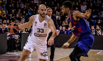 EuroLeague: Με Μπαρτσελόνα ο Παναθηναϊκός