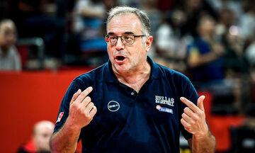 Εθνική Ανδρών: Πρεμιέρα στα προκριματικά του EuroBasket 2021 με Βουλγαρία