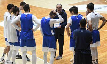 Εθνική: Εκτός δωδεκάδας για το ματς με την Βουλγαρία οι Αγραβάνης, Καλαϊτζάκης