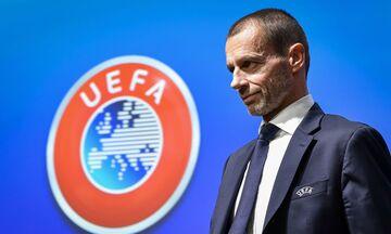 Έρχεται ο πρόεδρος της UEFA
