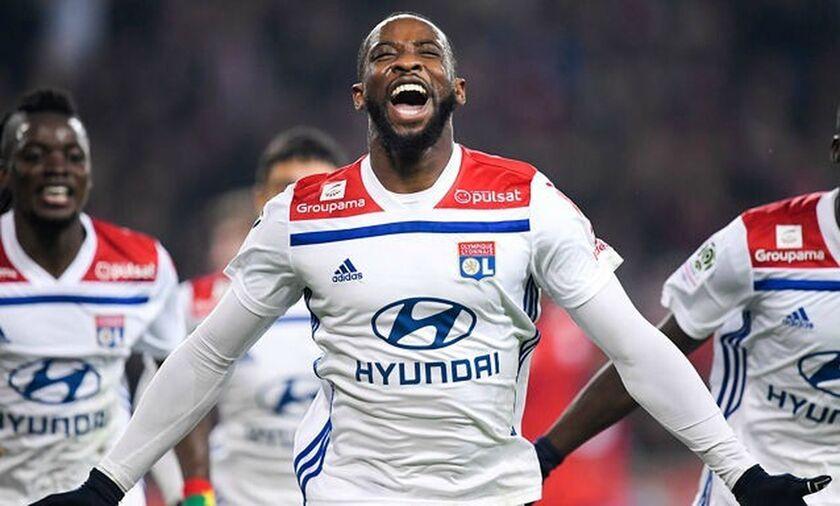 Ligue 1: Διπλό της Λιόν με Ντεμπελέ (αποτελέσματα, βαθμολογία)