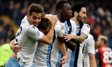 Serie A: Η Ρόμα νίκησε και τον ... κορονοϊό