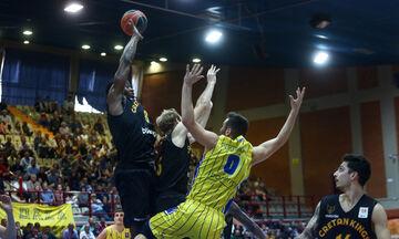 Basket League: Στο Ρέθυμνο το Λαύριο