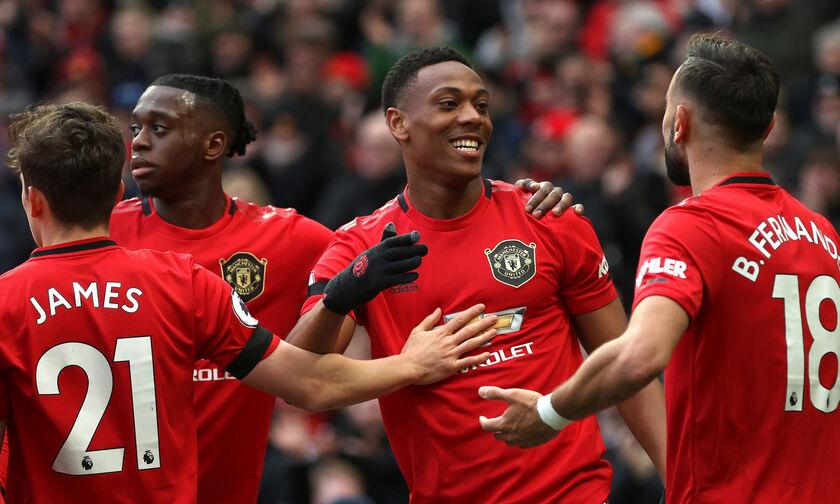 Premier League: Προσπέρασε την Τότεναμ η Μάντσεστερ Γιουνάιτεντ, 3-0 τη Γουότφορντ (highlights)