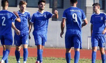 ΕΠΣΜ: Ο Ηρακλής 5-0 τον Ατρόμητο για την 15η σερί νίκη του