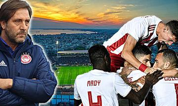 ΠΑΟΚ-Ολυμπιακός: Το μοναδικό δίλημμα του Μαρτίνς για την ενδεκάδα