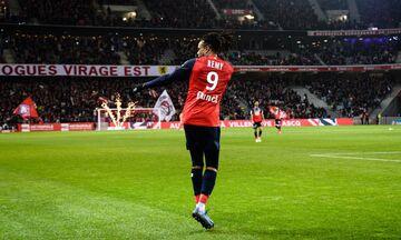 Ligue 1: Ανέβηκε τρίτη η Λιλ, 3-0 την Τουλούζ (αποτελέσματα, βαθμολογία)