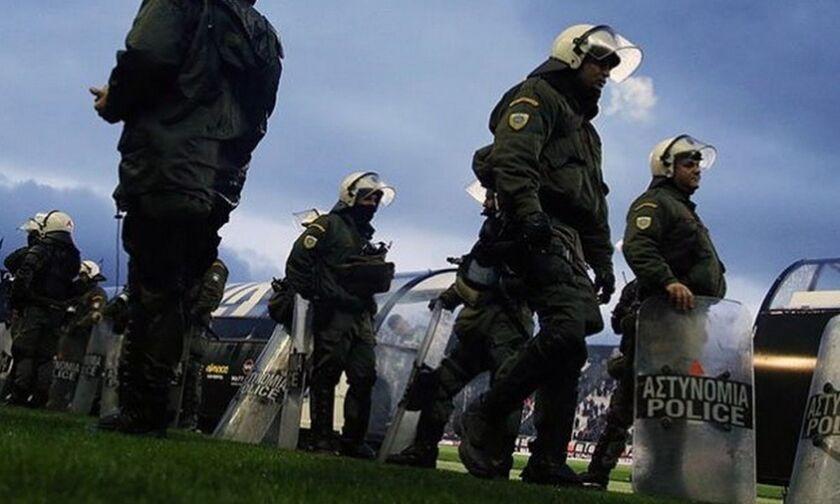 ΠΑΟΚ: Εισέβαλαν στον ΣΦ Τούμπας σπάζοντας την πόρτα. Έκαναν έλεγχο με σκυλιά