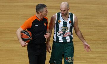 EuroLeague: Οι διαιτητές στο Ρεάλ Μαδρίτης - Παναθηναϊκός